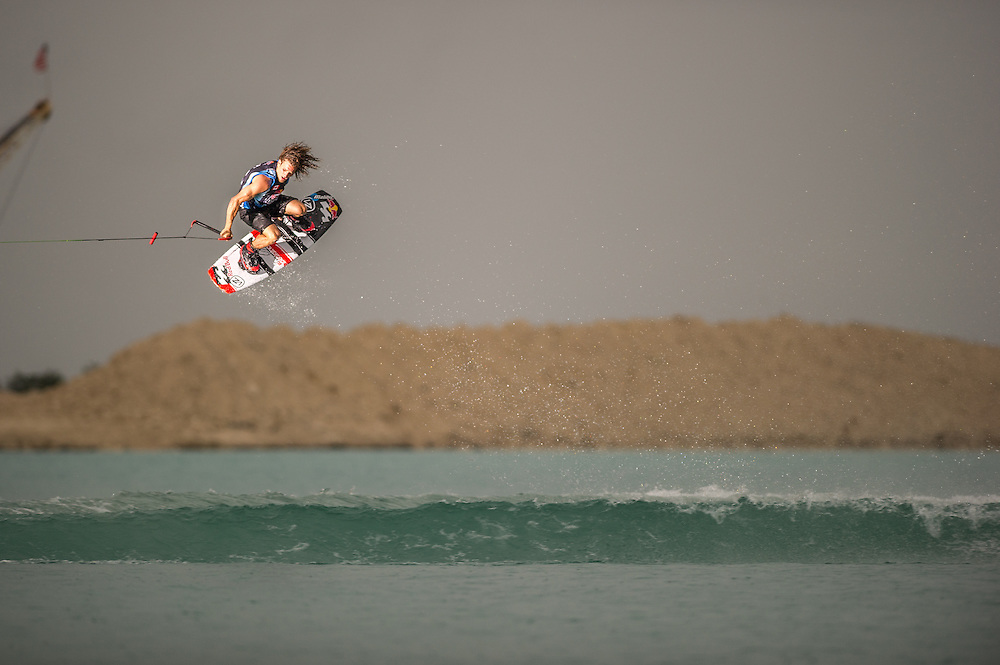 Raph Derome Performs at the RedBull Wake Open in Tampa, Florida on July 3rd, 2013.