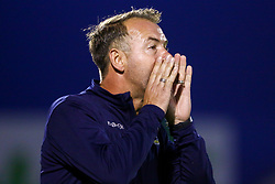 Bristol Rovers assistant manager Marcus Stewart - Mandatory by-line: Ryan Hiscott/JMP - 14/08/2018 - FOOTBALL - Memorial Stadium - Bristol, England - Bristol Rovers v Crawley Town - Carabao Cup