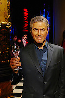 France, Paris (75), Musée Grévin, George Clooney // France, Paris, Grevin museum, George Clooney