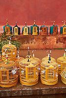 Chine, Province du Yunnan, Ville de Jianshui. Marché aux oiseaux. // China, Yunnan province, City of Jianshui, bird market