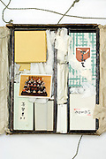 wrapped up Hinamatsuri doll set Japan