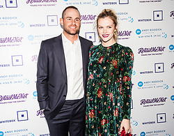 October 30, 2017 - Austin, Texas, USA - Andy Roddick, Brooklyn Decker and Jake Owen arrives on the Red Carpet at the ACL-Moody Theater in Austin for the Andy Roddick Foundation Gala Event on October 30th, 2017   (10/30/17).  Photo of ANDY RODDICK and BROOKLYN DECKER. (Credit Image: © Michael Mullenix via ZUMA Wire)