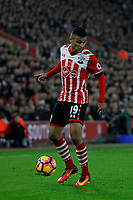 Football - 2016 / 2017 Premier League - Southampton vs Chelsea<br /> <br /> Southampton's Sofiane Boufal in action at St Mary's Stadium Southampton <br /> <br /> COLORSPORT/SHAUN BOGGUST
