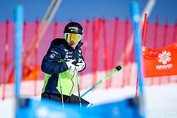 Andreja Slokar (SLO) during giant slalom race at FIS European Cup Krvavec 2021, February 2, 2021 in Krvavec, Cerklje na Gorenjskem, Slovenia. Photo by Matic Klansek Velej / Sportida