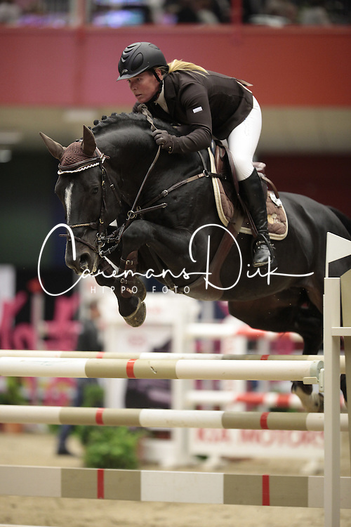 Hoorn Angelique (NED) - Tygo<br /> JBK Horse Show Odense 2009<br /> © Hippo Foto - Leanjo de Koster