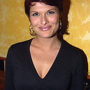 Uitreiking populariteitsprijs 2002, Anouk van Nes