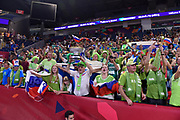 Slovenia tifosi<br /> Eurobasket 2017 - Final Phase - Round of 4<br /> Spain Slovenia Spagna Slovenia<br /> FIBA 2017<br /> Istanbul, 14/09/2017<br /> Foto M.Matta / Ciamillo - Castoria