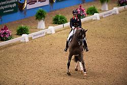 Dujardin Charlotte (GBR) - Valegro<br /> Grand Prix - Reem Acra FEI World Cup Dressage Qualifier - The London International Horse Show Olympia - London 2012<br /> © Hippo Foto - Jon Stroud