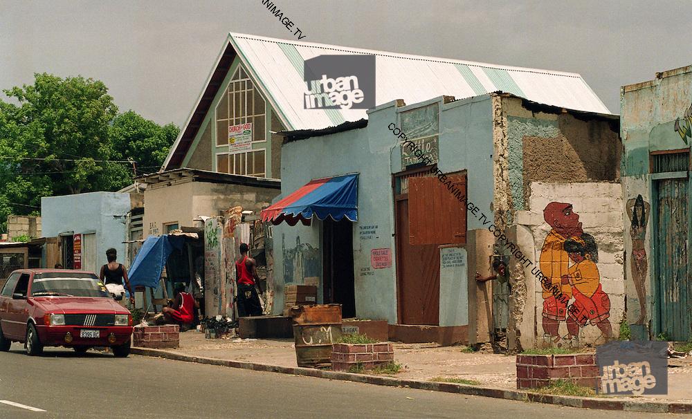 Maxfield Avenue downtown Kingston
