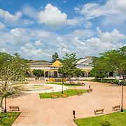 Town of Izamal. Yucatan, Mexico.