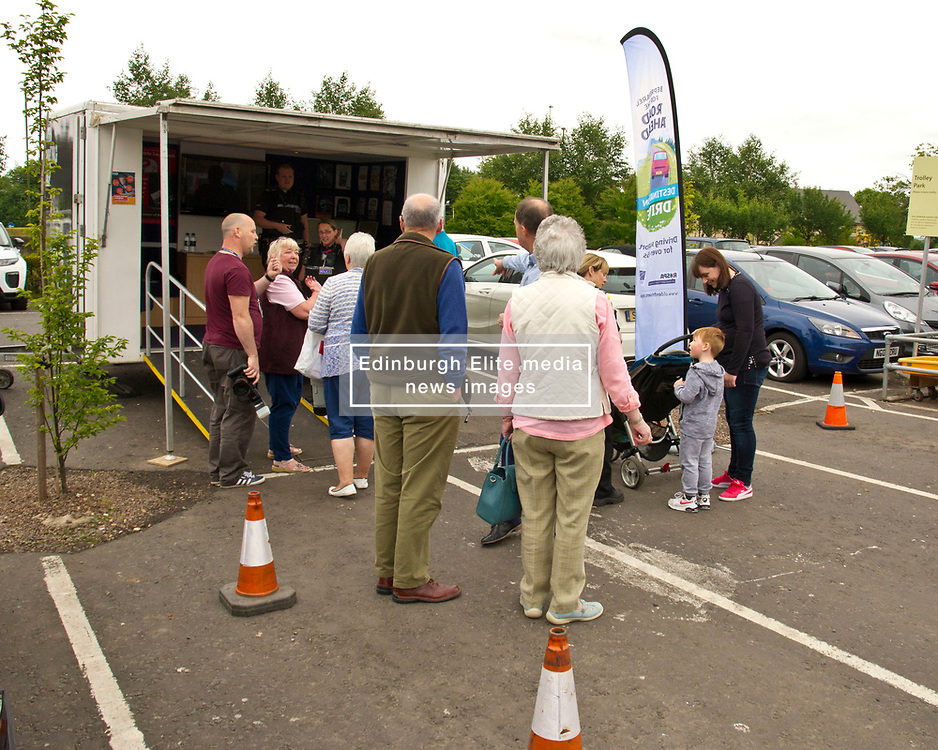 Pictured: <br /> <br /> Destination Drive launch. The initiative aims to help older drivers stay safe on the road. Open invitation to first drop-in session where you can get a free assessment drive and try the current theory and hazard perception tests. <br /> <br /> Ger Harley | EEm 12 June 2018