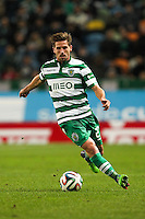 Adrien Silva - 29.11.2014 - Sporting / Vitoria Setubal - Liga Sagres<br /> Photo : Carlos Rodrigues / Icon Sport