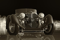 The Mercedes - Benz 710 from 1930 is one of the most famous super-sedans ever made. It was the second car produced by Benz, following the company's previous model, the Mercedes Sixt, which was destroyed in an air attack during World War I. This second model was an instant hit and Mercedes quickly became the brand of choice for luxury-car owners all over the world. Its success led to a number of Mercedes - Benz models being designed, but the'Rolls Royce' name never left the air as it was a direct result of the war. The cars changed slightly, but the engine stayed the same and the rest is history.<br /> <br /> Production on the Mercedes - Benz 710 Super Sport was stepped up during the war, with Mercedes receiving requests for modifications and upgrades from the military and police forces. Car producers were aware that war was about to break out and that they needed to be prepared. This is why Mercedes started building war cars before the war even started, such as the Mercedes - Benz 3.5 Convertible, which helped the war effort immensely. Other modified cars like the Mercedes - Benz 710s Hummer, which were used by the British military, and the Mercedes - Benz 710 Silver Arrow, which saw action in the Pacific, also had a strong impact on the production of Mercedes cars.<br /> <br /> Mercedes - Benz continued to make high quality, luxurious, and stylish cars throughout the war years, but they never lost the 'bling' that made them so successful. After the war, production moved to the larger cities of Frankfurt and Cologne, where demand for Mercedes - Benz cars was even higher than it was previously. With the introduction of the MGB division, which meant 'MG', the first Mercedes - Benz to carry this name and emblem went on to become the most popular car in the world for the first time. The cars continued to stay in high demand, and although production moved into the manufacturing factories of VW and BMW, it is Mercedes - Benz, which is at present the largest making automob