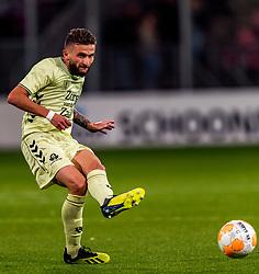27-09-2018 NED: FC Utrecht - MVV Maastricht, Utrecht<br /> First round Dutch Cup stadium Nieuw Galgenwaard / Nicolas Gavory #24 of FC Utrecht