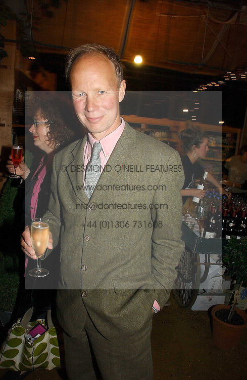 Landscape architect KIM WILKIE  at a party to celebrate the publication on 'A Year in My Kitchen' by Skye Gyngell held at The Petersham Nurseries, Petesham, Surrey on 19th October 2006.<br /><br />NON EXCLUSIVE - WORLD RIGHTS