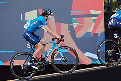 Gloria Rodriguez (ESP) at the 2020 La Course By Le Tour with FDJ, a 96 km road race in Nice, France on August 29, 2020. Photo by Sean Robinson/velofocus.com