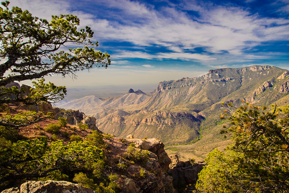 Juniper Canyon - Big Bend National Park , Texas