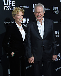 """""""Life Itself"""" Los Angeles premiere held at Arclight Hollywood Cinerama Dome on September 13, 2018 in Hollywood, CA. © O'Connor/AFF-USA.com. 13 Sep 2018 Pictured: Annette Bening and Warren Beatty. Photo credit: O'Connor/AFF-USA.com / MEGA TheMegaAgency.com +1 888 505 6342"""