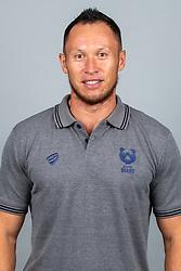 Bruce Reihna - Mandatory by-line: Robbie Stephenson/JMP - 01/08/2019 - RUGBY - Clifton Rugby Club - Bristol, England - Bristol Bears Headshots 2019/20
