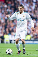 Real Madrid Mateo Kovacic during Semi Finals UEFA Champions League match between Real Madrid and Bayern Munich at Santiago Bernabeu Stadium in Madrid, Spain. May 01, 2018. (ALTERPHOTOS/Borja B.Hojas)