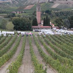 27-09-2020: wielrennen: WK weg mannen: Imola<br /> Race impressions World Championships cycling road in Imola Emilia Romagna
