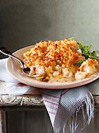 British Food - Cumberland fish  potato pie