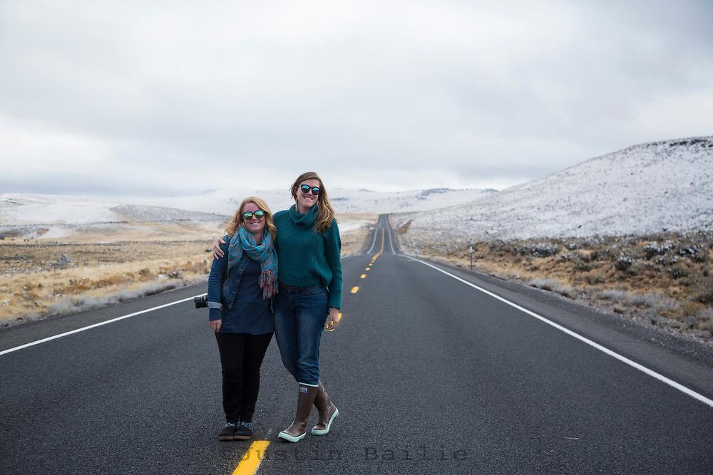 Highway 78 in Eastern Oregon.