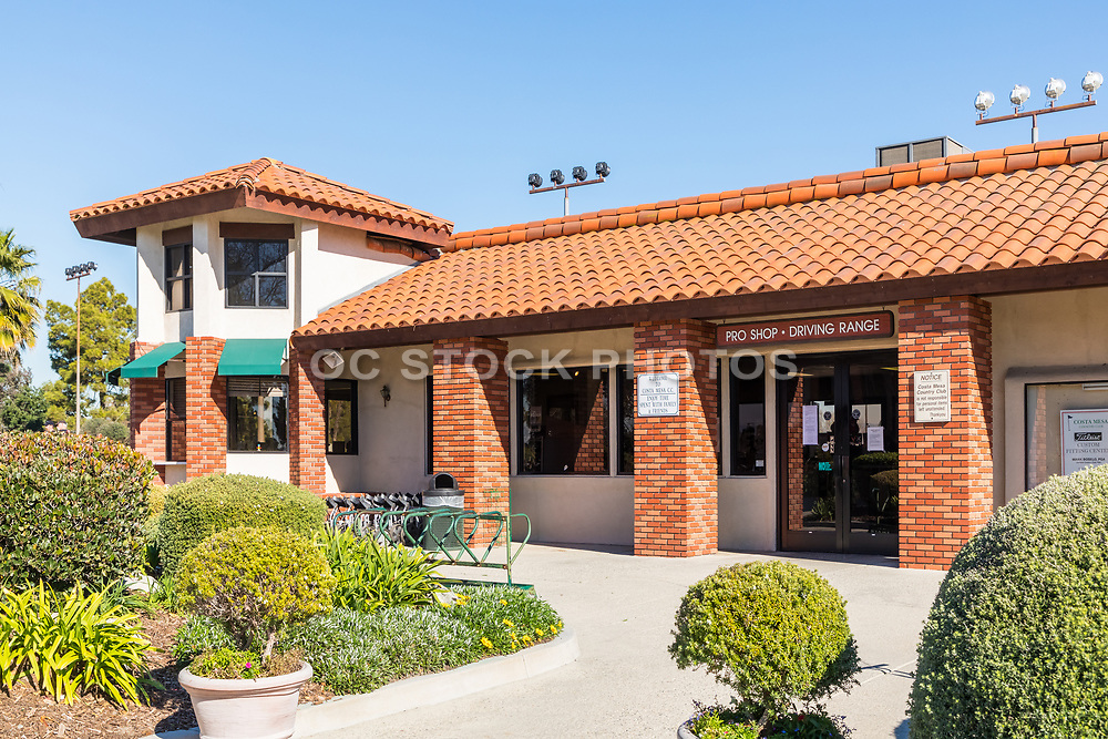 Pro Shop at Costa Mesa Public Golf and Country Club