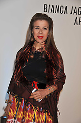 PRINCESS FIRYAL OF JORDAN at Arts for Human Rights gala dinner in aid of The Bianca Jagger Human Rights Foundation in association with Swarovski held at Phillips de Pury & Company, Howick Place, London on 13th October 2011.