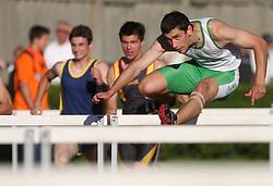 Gregor Kokalovic at Athletic National Championship of Slovenia, on July 19, 2008, in Stadium Poljane, Maribor, Slovenia. (Photo by Vid Ponikvar / Sportal Images).