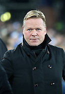 Everton manager Ronald Koeman before the English Premier League match at Goodison Park, Liverpool. Picture date: December 19th, 2016. Photo credit should read: Lynne Cameron/Sportimage