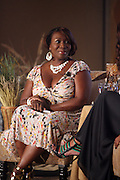 Bevy Smith at  The HBO Talk Series with Vivica Fox during the The 2009 American Black Film Festival held at The Ritz-Carlton in Miami Beach on June 27, 2009 ..