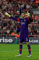 Football - 2016 / 2017 Europa League - Group K: Southampton vs. Sparta Prague<br /> <br /> Southampton's Fraser Forster during the Europa League game between Southampton and Sparta Prague at St Mary's Stadium Southampton <br /> <br /> Colorsport/Shaun Boggust