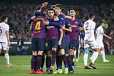 FC Barcelona v Cultural Leonesa - 05 Dec 2018