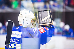 PINTARIC Matija during friendly game between Slovenia and Italy, on April 25, 2019 in Bled, Slovenia. Photo by Peter Podobnik / Sportida