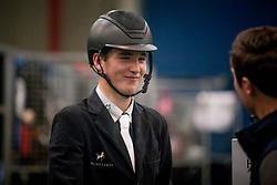 Philippaerts Anthony, BEL, All Right Du Genet<br /> Jumping Indoor Maastricht 2018<br /> © Hippo Foto - Sharon Vandeput<br /> 25/11/18
