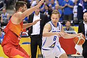 DESCRIZIONE : Berlino Berlin Eurobasket 2015 Group B Spain Iceland<br /> GIOCATORE : Jakob Sigurdarson<br /> CATEGORIA :Palleggio<br /> SQUADRA : Iceland<br /> EVENTO : Eurobasket 2015 Group B <br /> GARA : Spain Iceland<br /> DATA : 09/09/2015 <br /> SPORT : Pallacanestro <br /> AUTORE : Agenzia Ciamillo-Castoria/Mancini Ivan<br /> Galleria : Eurobasket 2015 <br /> Fotonotizia : Berlino Berlin Eurobasket 2015 Group B Spain Iceland