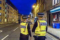 Potential Bomb incident | Edinburgh | 13 March 2018