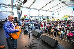 Alex Gamboim se apresenta na 41a Expointer realizada em Esteio, Rio Grande do Sul. FOTO: Gustavo Granata/ Agência Preview