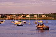 Wellfleet Harbor, Cape Cod, Massachusetts, USA