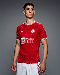 Callum O'Dowda as Bristol City release their Home Shirt ahead of the 2020/21 Sky Bet Championship Season season - Rogan/JMP - 31/08/2020 - Ashton Gate Stadium - Bristol, England - Sky Bet Championship.