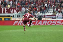 May 13, 2018 - Turin, Piedmont, Italy - Cristin Ansaldi during the Serie A football match between Torino FC and S.P.A.L. at Olympic Grande Torino Stadium on May 13, 2018 in Turin, Italy. (Credit Image: © Massimiliano Ferraro/NurPhoto via ZUMA Press)