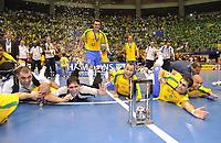 Fotball - Futsal<br /> Foto: imago/Digitalsport<br /> NORWAY ONLY<br /> <br /> 19.10.2008  <br /> Brasil ist Futsal Weltmeister 2008
