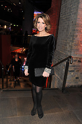 NATASHA KAPLINSKY at A Night of Funk & Soul in aid of Save The Children held at The Roundhouse, Camden, London on 20th March 2013.