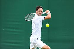 July 4, 2017 - Wimbledon, Angleterre - Kukushkin (Credit Image: © Panoramic via ZUMA Press)