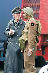 AA Filming  -  Real Actors Not Reenactors<br /> <br /> 25 April  2015<br />  Image © Paul David Drabble <br />  www.pauldaviddrabble.co.uk