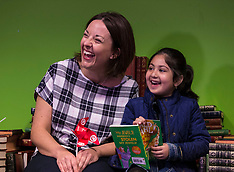 Kezia Dugdale reads to future voters | Dunfermline | 14 May 2017