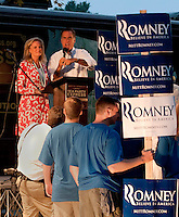 Tea Party Express at Rollins Park in Concord, NH Sunday, September 4, 2011.  (Karen Bobotas/for the Concord Monitor)