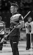 """Glasgow. SCOTLAND. Scotland's Hammy McMILLAN during the   """"Round Robin"""" Game.  Scotland vs Italy at the Le Gruyère European Curling Championships. 2016 Venue, Braehead  Scotland<br /> Wednesday  23/11/2016<br /> <br /> [Mandatory Credit; Peter Spurrier/Intersport-images]"""