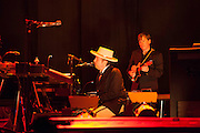 Leonard Cohen at the Benicassim Festival 2012